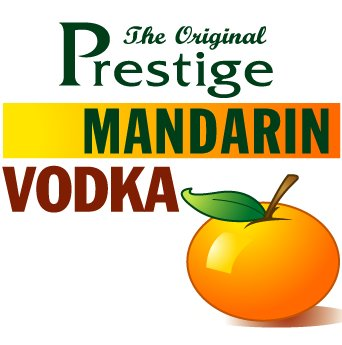 41047 Mandarine Vodka