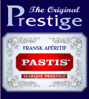 41051 Yellow French Pastis