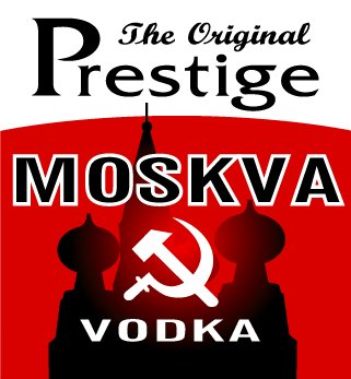 41087 Moscow Vodka