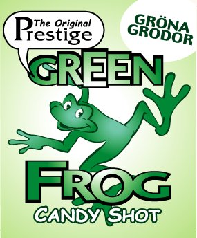 41384 Green Frogs